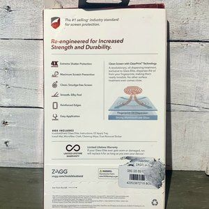 ZAGG Other - ZAGG - InvisibleShield® Glass Screen Protector